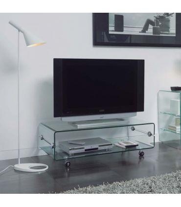 Mesas de Televisión de Cristal : Modelo BILBO