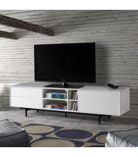 Comprar online Mesa de Televisión con patas Metálicas : Modelo BEATRIZ
