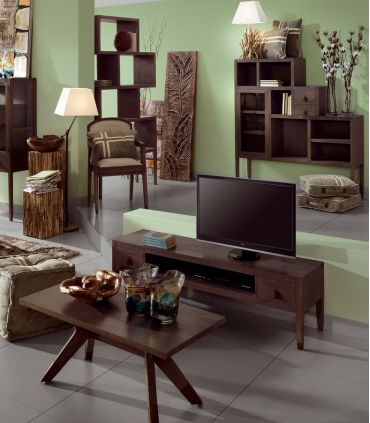 Mesas para Televisión : Colección SPARTAN