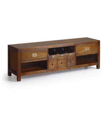 Muebles de Televisión : Colección FLAMINGO 5 cajones