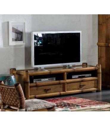 Muebles TV de Bambu : Coleccion KONA