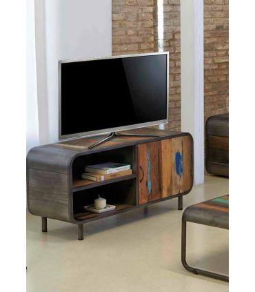 Muebles de TV de Madera Reciclada : Coleccion SIXTIE