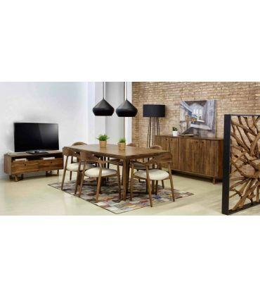 Muebles de Madera para Televisión : Colección CALVIN