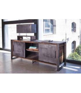 Comprar online Mueble de Televisión de estilo Industrial : Modelo EDITO