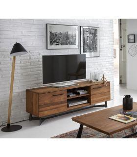 Comprar online Mueble de TV en Madera de Roble : Colección OREGON