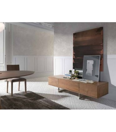 Mesas de TV de Diseño en Madera : Modelo FINLANDIA