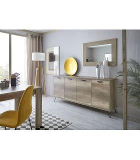 Comprar online Mueble Buffet Aparador en Madera : Colección KANSAS