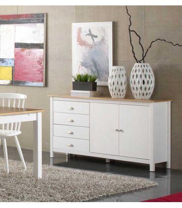 Mueble Aparador de Comedor : Colección JADE Blanco
