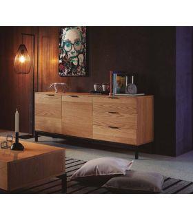 Comprar online Mueble Aparador en Madera de Roble : Colección MANHATTAN