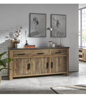 Mueble Aparador en Madera de Pino : Colección TENNESSEE