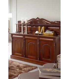 Comprar online Muebles Aparadores de Caoba : Coleccion ANTONIETA