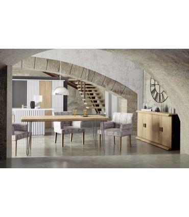 Mueble Aparador en Madera Natural : Modelo SINT