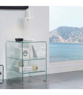 Comprar online Mesitas Auxiliares de Cristal : Modelo BILBO