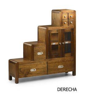 Comprar online Muebles Escalera Estilo Colonial : Colección FLASH Derecha