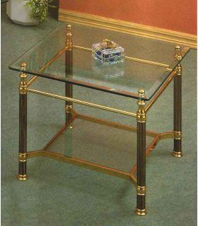 Comprar online Mesas de Rincon de Laton y Forja: Modelo 4066