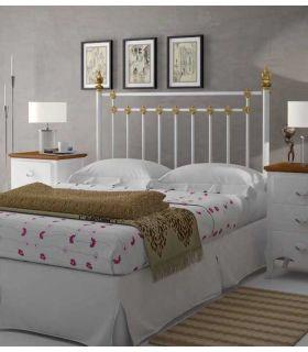 Comprar online Cabecero y Camas de Forja y Laton : Modelo CHAMBORD RYS