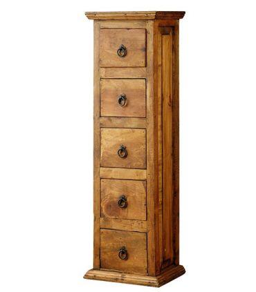 Muebles Auxiliares con Cajones : Colección TOWER
