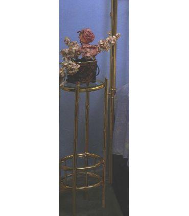 Pedestales de Laton : Modelo 3001
