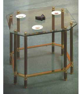 Comprar online Mesas de Rincon de Laton y Forja: Modelo 4064