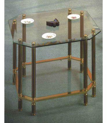 Mesas de Rincon de Laton y Forja: Modelo 4064