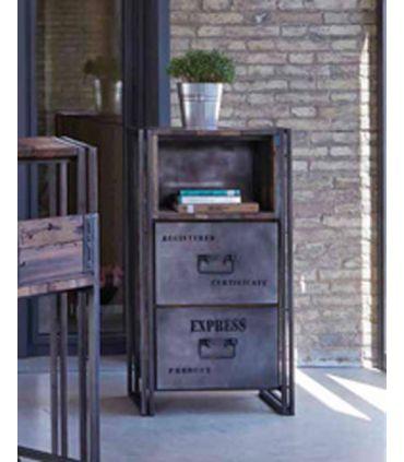 Mueble Auxiliar de estilo Industrial : Colección EDITO