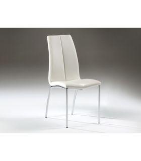 Comprar online Sillas Modernas : Modelo MALIBU blanco