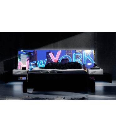 Cabeceros Retroiluminados : Modelo NEW YORK