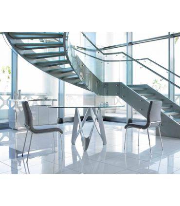 Silla de Diseño Moderno Tapizada : Modelo CUPRA