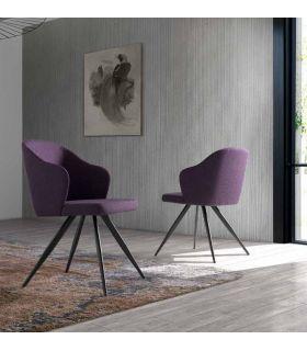 Comprar online Silla Tapizada de diseño moderno : Modelo FREIA