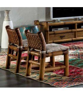 Comprar online Sillas de Bambu : Modelo ZEN