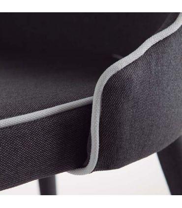 Sillas Modernas Tapizadas (Set 2 Unidades) : Modelo CALIMA