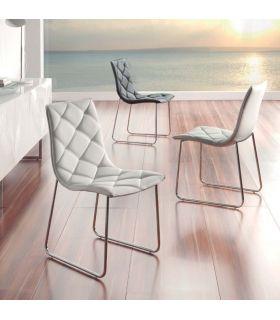Comprar online Sillas de Diseño Tapizadas (Set 2 Unidades) : Modelo SUEÑOS