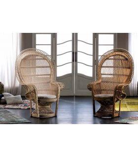 Comprar online Sillones Vintage de Rattan : Modelo EMMANUEL