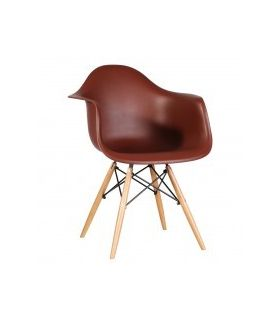 Comprar online Sillones de Diseño : Modelo ABS marrón