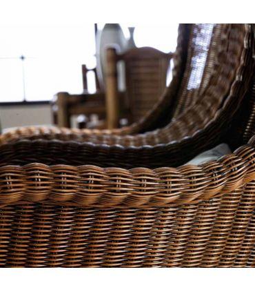 Sillones de Rattan para Salones : Coleccion HAITI II