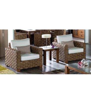 Sofas de 1 plaza de Abaca : Coleccion PORTO CRISTO