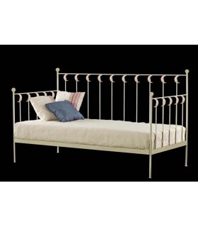 Sofa tipo diván de forja Mod. LUNA
