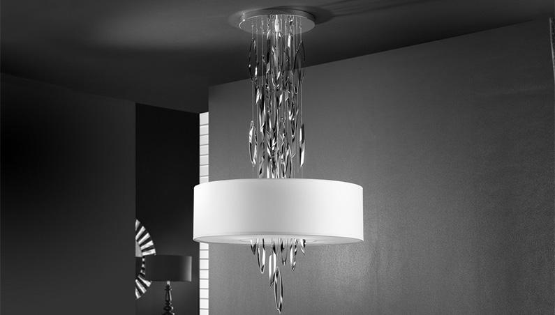 Colección Domo de lámparas de techo