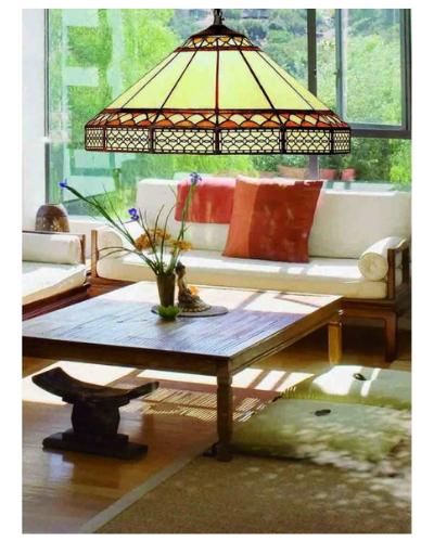 Lámpara colgante Tiffany : Colección APOLO