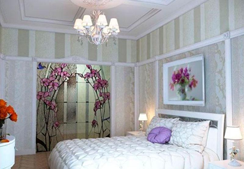 Iluminación para el dormitorio