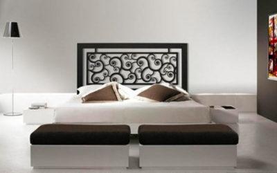 Estilos de decoración con muebles de forja para el hogar