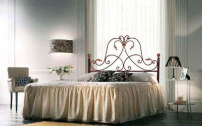 Los 5 cabeceros de forja para cama de matrimonio más demandados