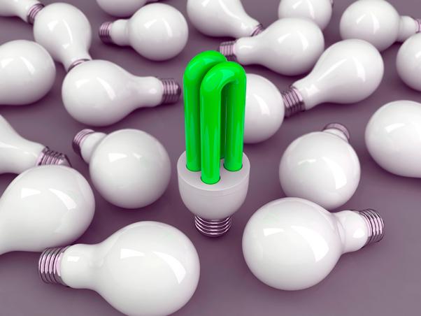 Cómo iluminar tu hogar de manera sostenible
