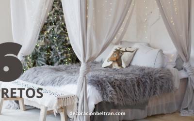 6 secretos detrás de la cama con dosel