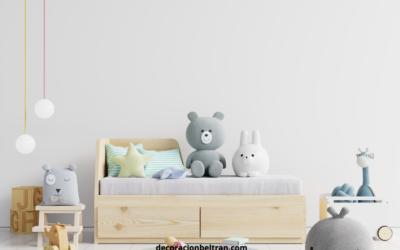 ¡Doce diseños de cama infantil que no te puedes perder!