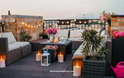 Los secretos detrás del diseño de una terraza de ensueño