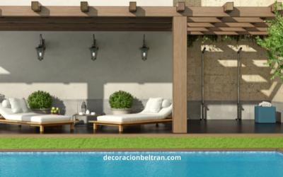 Consejos para crear un ambiente lounge junto a la piscina