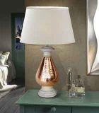 Lámparas de mesa rústicas y coloniales