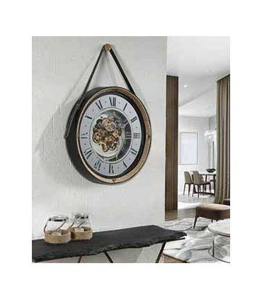Relojes de Pared estilo Vintage Industrial
