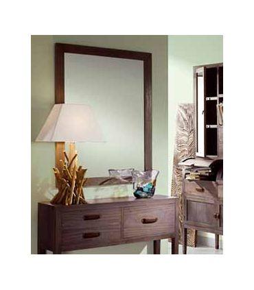Espejos de Pared de madera